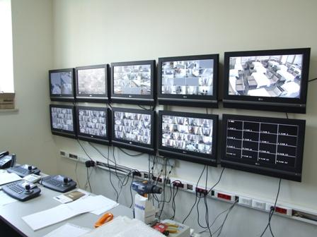 Пульт охраны и система видеонаблюдения