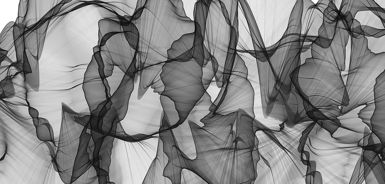 3d model abstract
