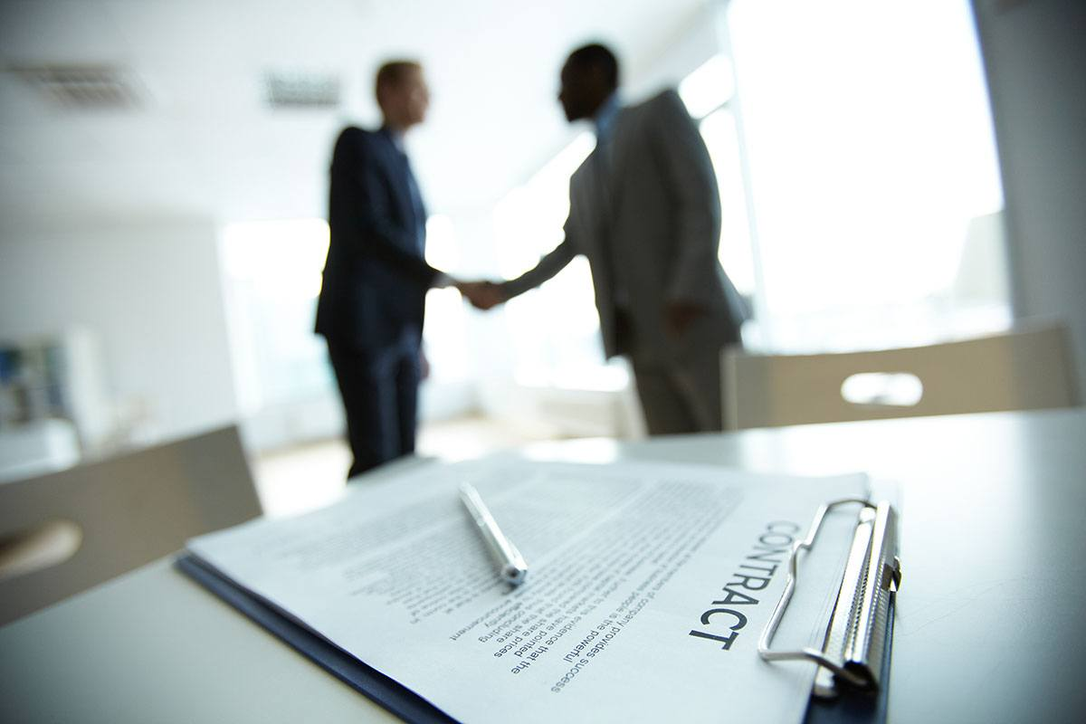 commercial lawyer special 5 steps to write a service agreement.