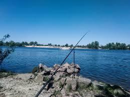 Рыбалка на устье десны в 2018 году