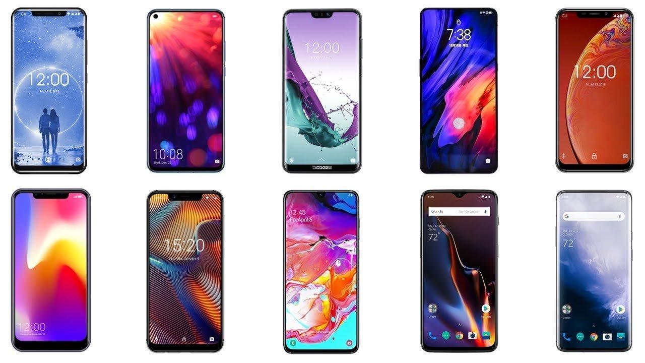 nedorogie smartfony - Лучшие бюджетные смартфоны в 2020 году